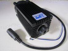 купить Popular  DIY CNC 2800mw/2.8w 445nm 450nm  Focus  blue Laser  Module TTL  tube High Power  laser Engraving Adjust Free glasses по цене 8205.88 рублей