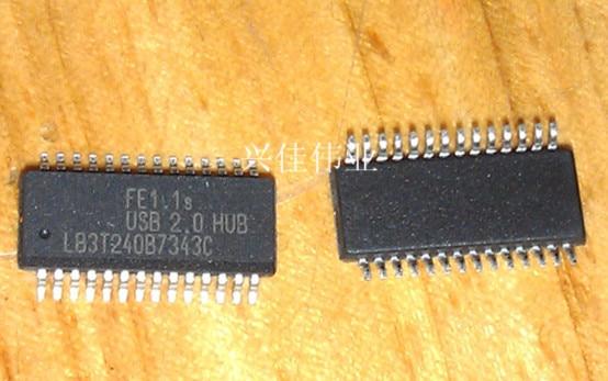 10pcs/lot FE1.1S FE1.1 SSOP-28 In Stock