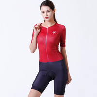 3D Padded Men S Sports Suit Mountain Bicycle Bike Apparel Cycling Clothing 2017 New Summer Woman