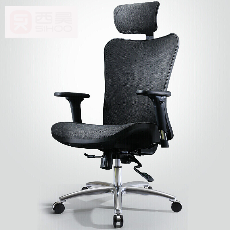 Ergonomic Chair Household Computer Game Seat E-sports Office Lifting  Swivel Chair Study Seat  Flexible And Breathable