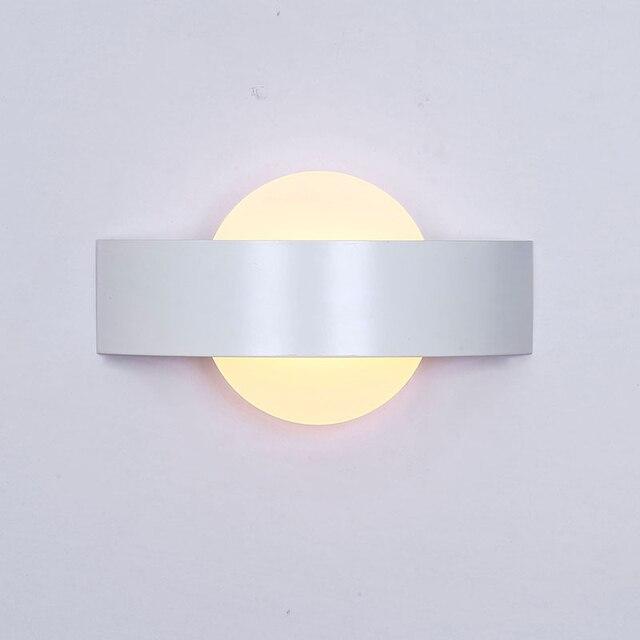 Indoor Led Lampade Da Parete Camera Da Letto Semplice Lampada Da