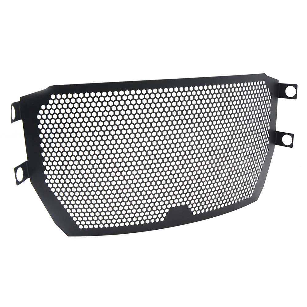 Motorcycle Accessories Moto Aluminum Bike Radiator Grille Cover Guard Protector Grille for Ducati Monster 821 2014 2015 2016 arashi motorcycle radiator grille protective cover grill guard protector for 2008 2009 2010 2011 honda cbr1000rr cbr 1000 rr