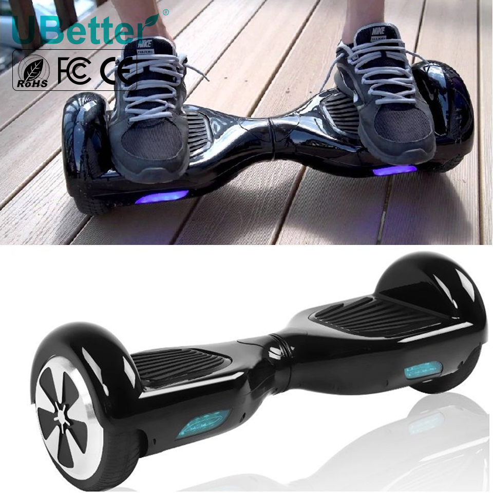 ubetter hoverboard skateboard self balancing electric. Black Bedroom Furniture Sets. Home Design Ideas