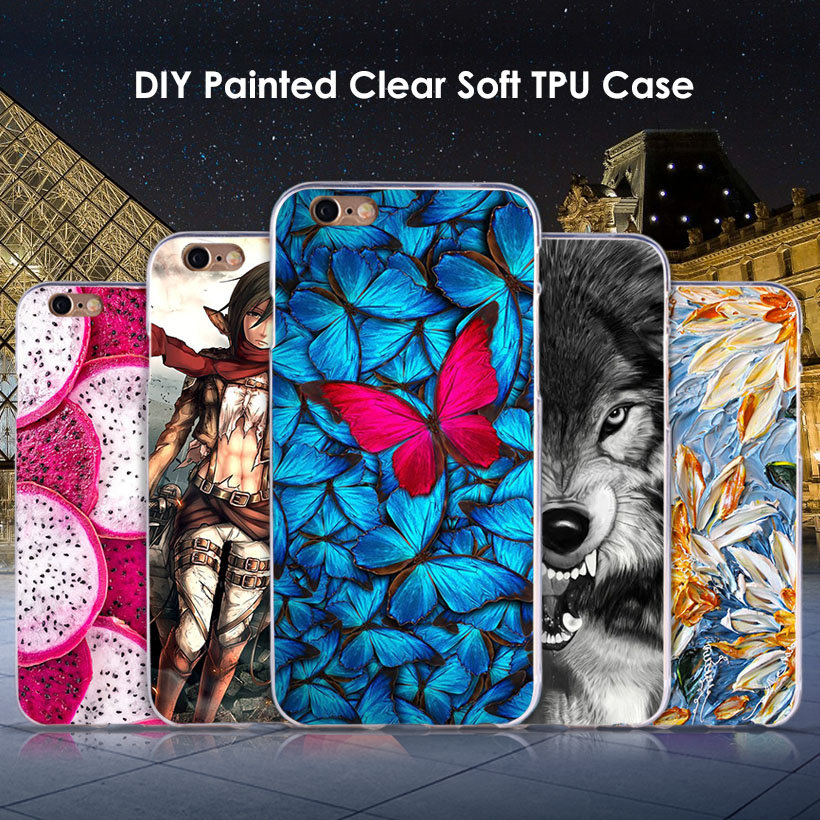 AKABEILA DIY Painted Silicon Cases for iPhone 11/11 Pro/11 Pro Max 13