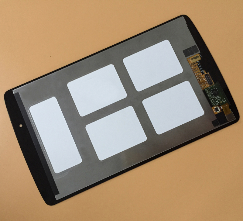 Full LCD Display Monitor Panel Screen Module + Digitizer Touch Screen Panel Sensor Glass Assembly for LG G Pad F 8.0 V495 V496 high quality for lg g pad 8 3 v500 wifi version lcd display panel module touch digitizer glass screen assembly free shipping