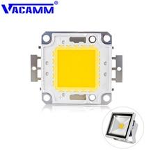 Vacamm светодиодный светильник бусины светодиодный светильник матрица по американскому стандарту IC сильно яркий белый/теплый белый 10W 20W 30W 50W 100W для Точечный светильник Потолочные Светильник