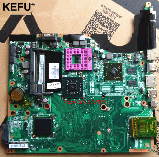 518432-001 fit for HP pavilion DV6 DV6-1000 laptop motherboard NOTEBOOK DV6T-1100 with HD4550 graphics 1GB 511864 001 board for hp pavilion dv6 laptop motherboard with for intel chipset free shipping