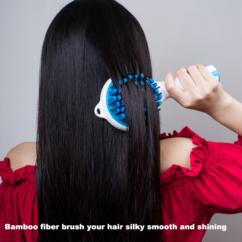 Hair Drying Comb Micro Fiber Dryer Brushes Absorbent Care Hat Radiation Protection Pregnant Women Paddle Brush
