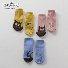 KACAKID Baby socks cute Animal Pattern children baby Socks C