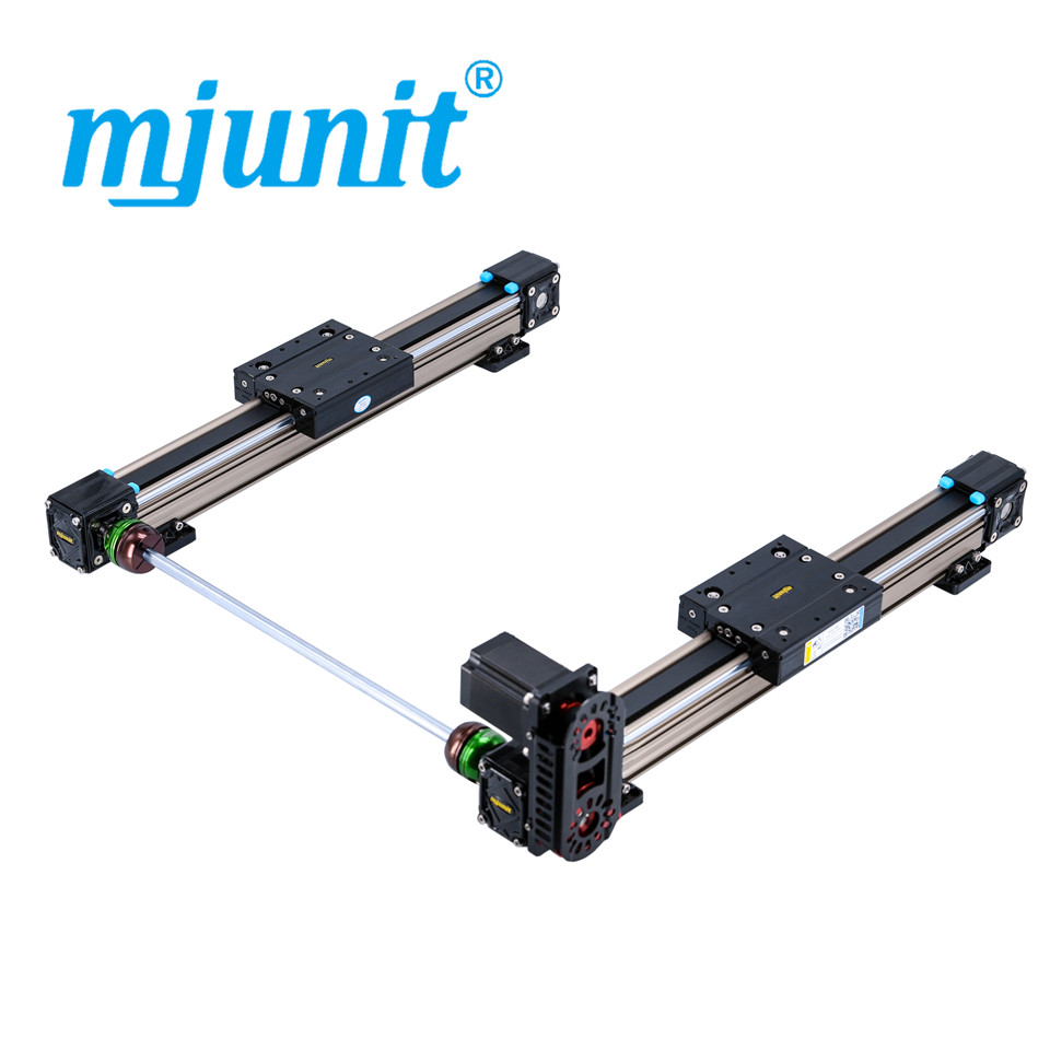 все цены на mjunit MJ50 3d printer 50mm slide rail,linear guide,CNC linear guide rail with 1200mm stroke 2 rails