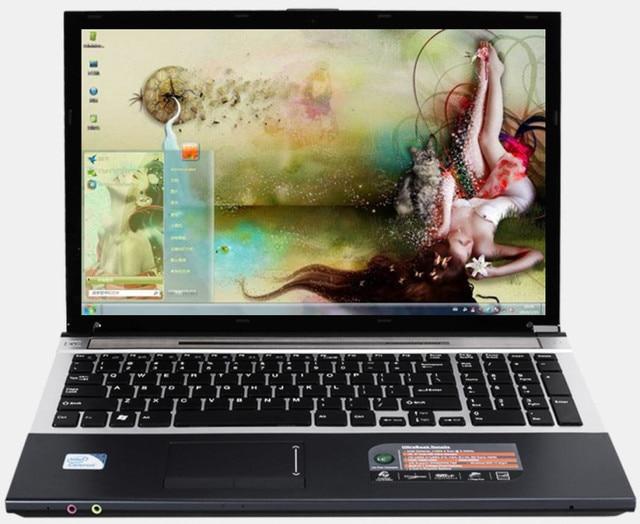 "4GB DDR3+1000GB HDD 15.6""1920x1080P Gaming Laptop N3520 Quad Core Windows7/10 Notebook PC"