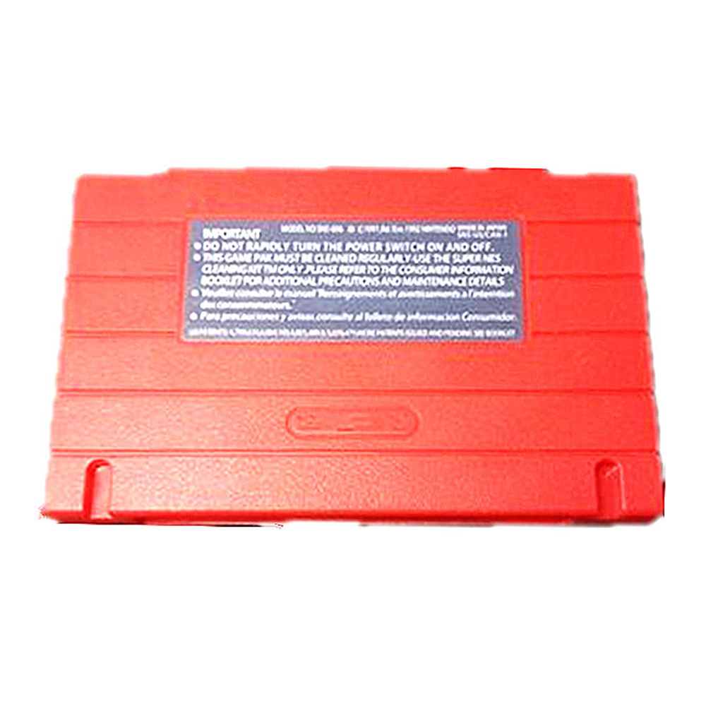 100 in 1 Game Cartridge Card for S N E S Video 16bit game card image