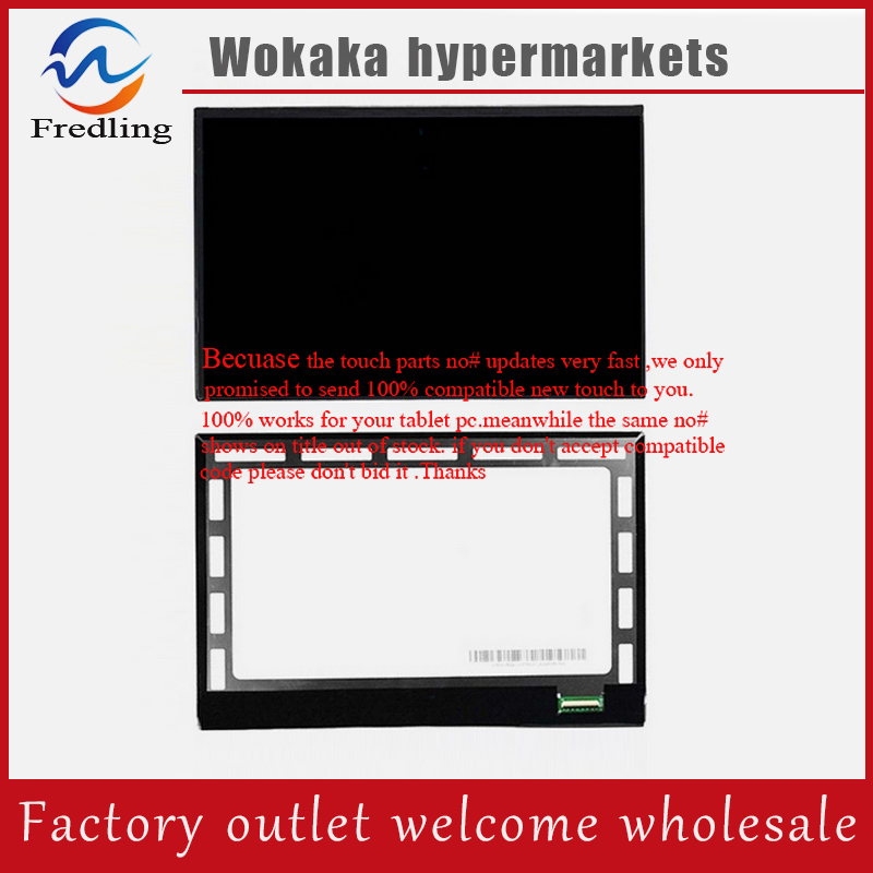 цена на For MeMO Pad 10 ME102 ME102A New LCD Display Panel Screen Monitor Repair Replacement Part B101EAN01.1 B101EAN01.6