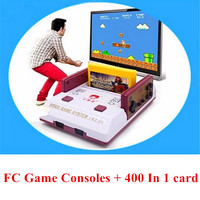 Childhood Reminiscence Classical Subor TV Game Player D99 Family Interaction Game Consoles Contra 400 In 1