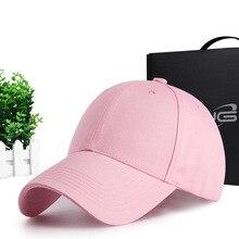 COLDINDOOR Summer 2019 Cotton  Pink Unisex Women Men Hats Caps