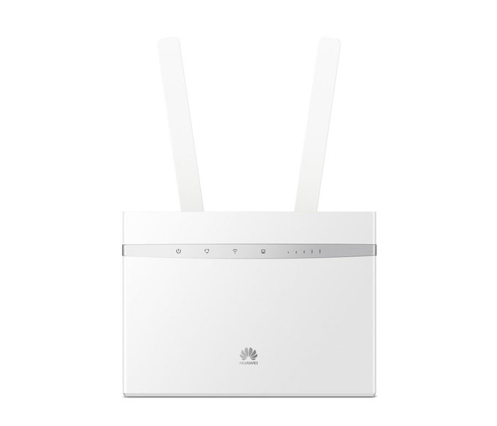 Huawei B525 4G LTE Cat6 Wireless Router plus 2pcs antenna