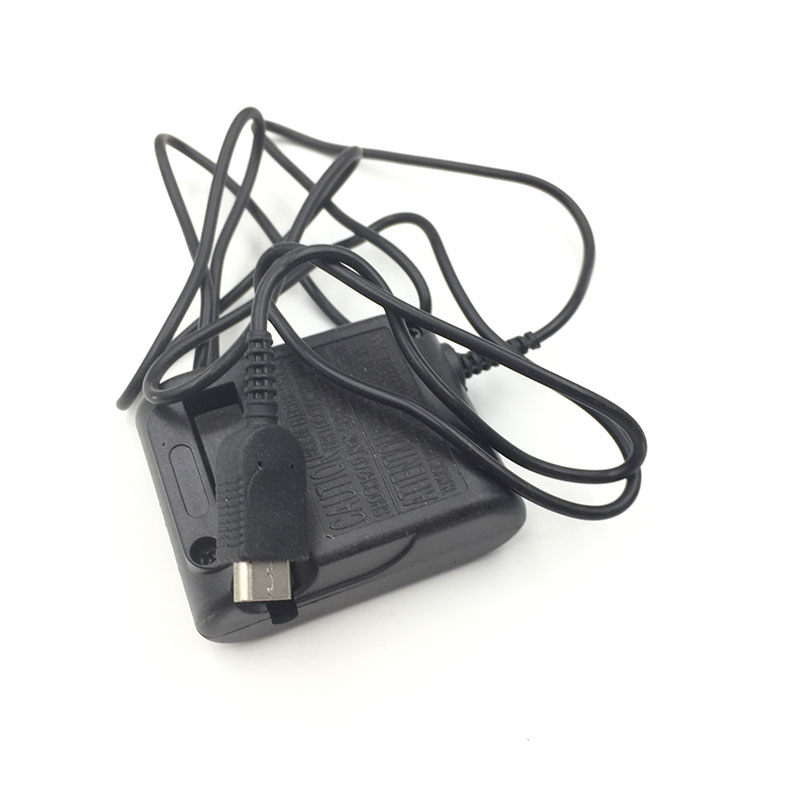 For GBM Home Wall <font><b>Charger</b></font> AC Power Supply Adapter for Nintendo <font><b>Gameboy</b></font> <font><b>Micro</b></font> GBM image