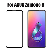 2PCS 3D Tempered Glass For Asus Zenfone 6 6Z 2019 ZS630KL Full Screen Cover Screen Protector Film For Asus  ZS630KL