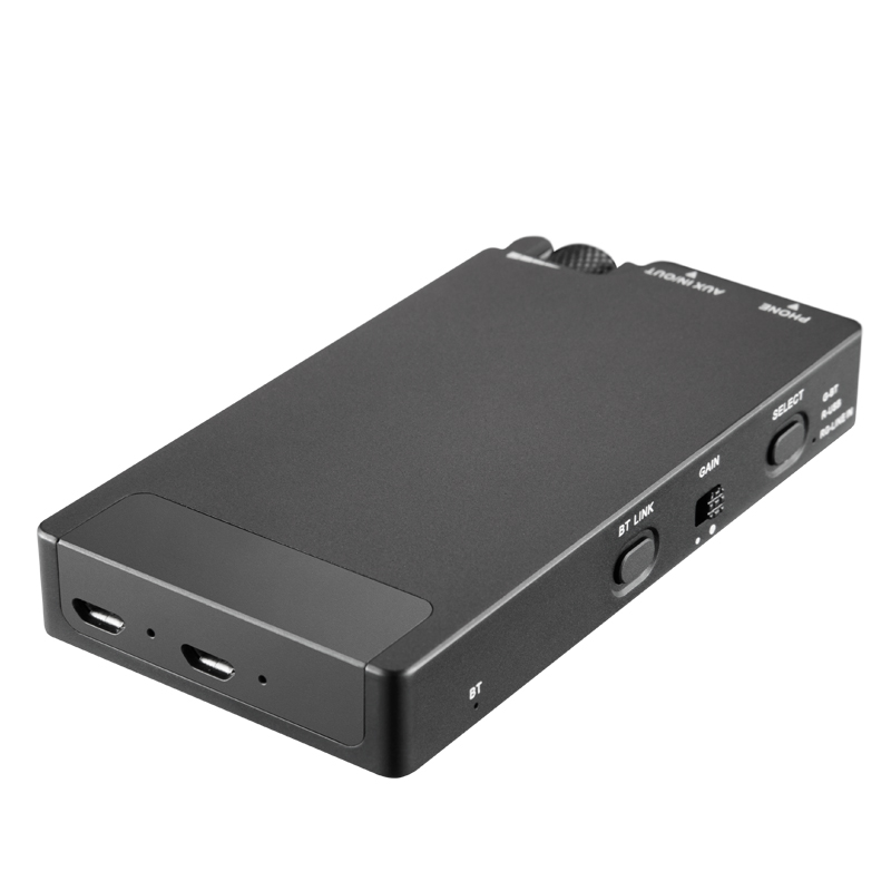 XDUOO XP-2 Portable Bluetooth V5.0 USB DAC Headphone Amplifier HD Signal Transmission PC USB DAC for APPLE for ANDROID цена и фото