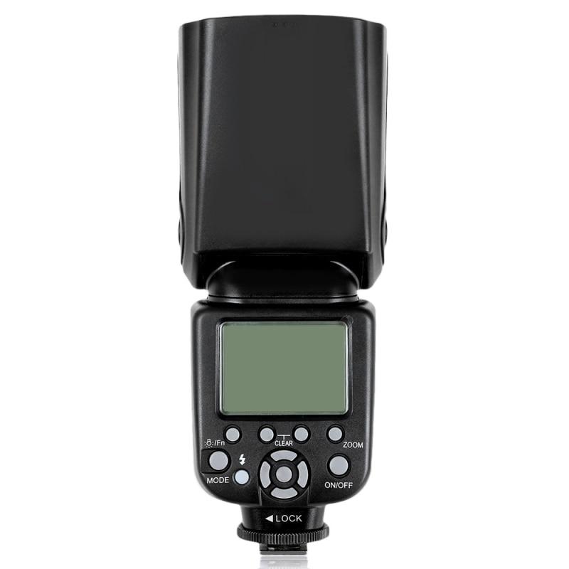 Hot TRIOPO TR-586EX Wireless Flash Mode TTL Speedlite Speedlight For Nikon D750 D800 D600 D700 D610 D7100 D7000 for Canon mastering the nikon d600