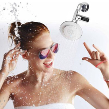 LED Digital Accurate Water Temperature Monitor Shower Flow Thermometer for Baby Electricity Home Meter