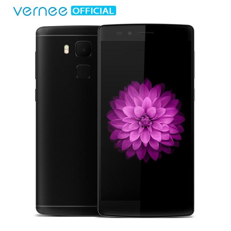 Vernee Apollo X Cellphone MTK Helio X20 Deca Core 5 5 Mobilephone 4G RAM 64G ROM