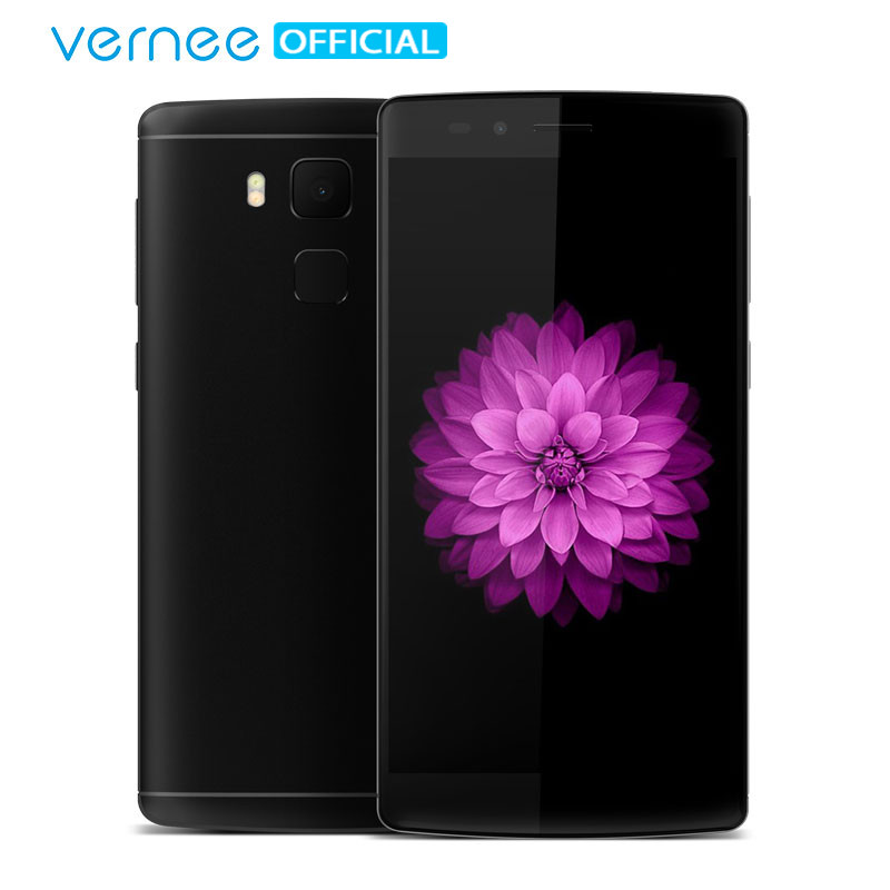 Vernee Apollo X MTK Helio X20 Deca-Core 5.5 Mobile phone 4G RAM 64G ROM 13.0MP Camera Thouchscreen Smartphone Android 6.0