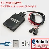 Yatour Car Digital Music MP3 CD Changer for Factory Head Unit OEM Radio for BMW E46 E39 E38 X3 X5 E53 Z3 Z4 M3 M5 Z8 E52