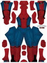 Kostüm Özel Yapılmış Örümcek-adam