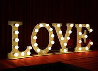 Любовное письмо для Свадебные украшения передается через EMS