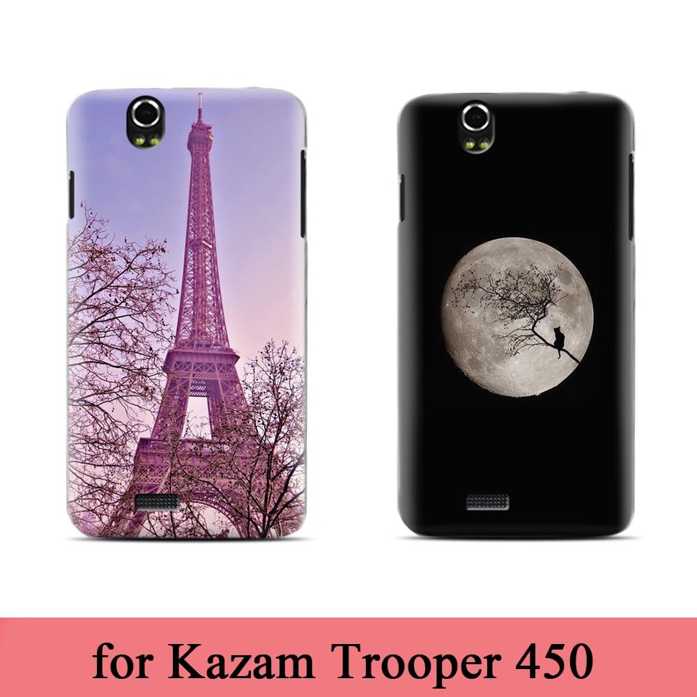 Para Kazam Trooper 450 Cubierta Del Teléfono Venta Exclusiva
