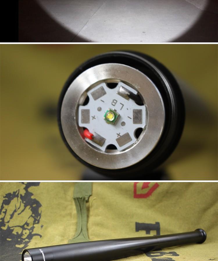 Lomon-5w-Strong-Light-Aluminum-Alloy-Wholesale-Rechargeable-Self-defense-Flashlight_03
