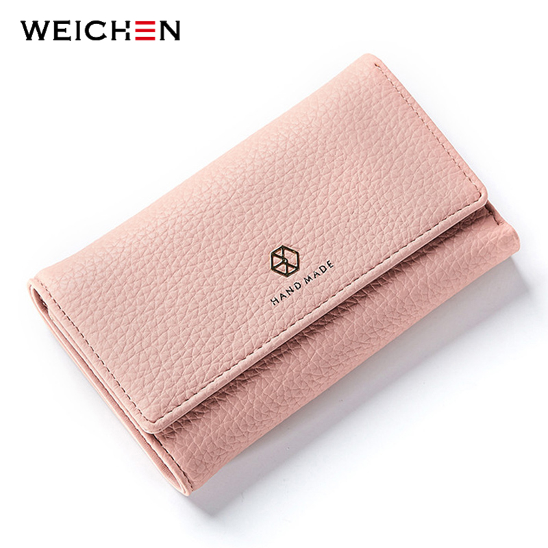 WEICHEN Famous Brand Designer Luxury Women Long Wallet Fashion Clutch Wallets Female Bag Ladies Money Card Coin Purse Carteras 2017 purse wallet big capacity female famous brand card holders cellphone pocket gifts for women money bag clutch passport bags