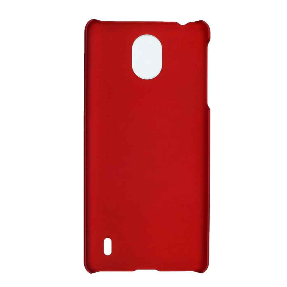 For Nokia 1 Plus Phone Case on For Fundas Nokia 1 Plus Case For Coque Nokia 1 Cover Candy Color Hard plastic PC Back Cover Cases