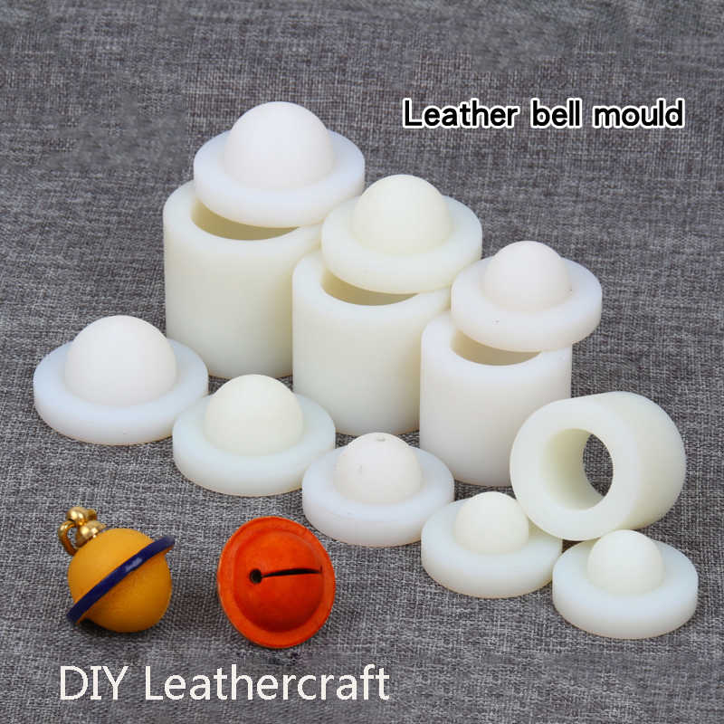 Mold 20-40mm Leather Handcraft Tools Small Bell Shaped Mould Leathercraft