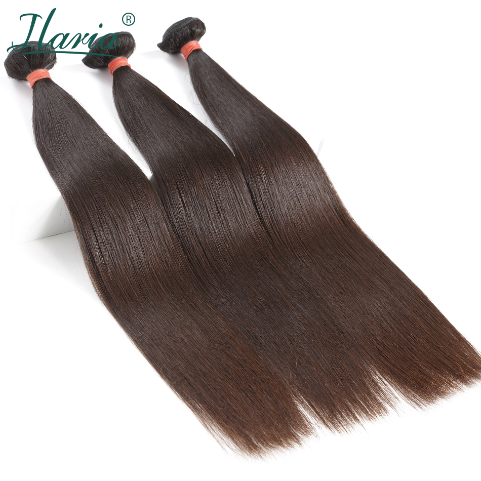 ILARIA HAIR 8A Mink Brazilian Virgin Hair 3 Bundles Straight Soft&Full 08