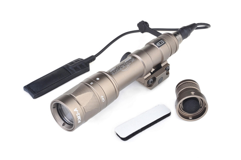 Elemento Airsoft M600W de Alumínio Lanterna LED