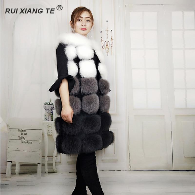 Ruixiangte شحن مجاني السيدات طول 90 سنتيمتر - ملابس نسائية