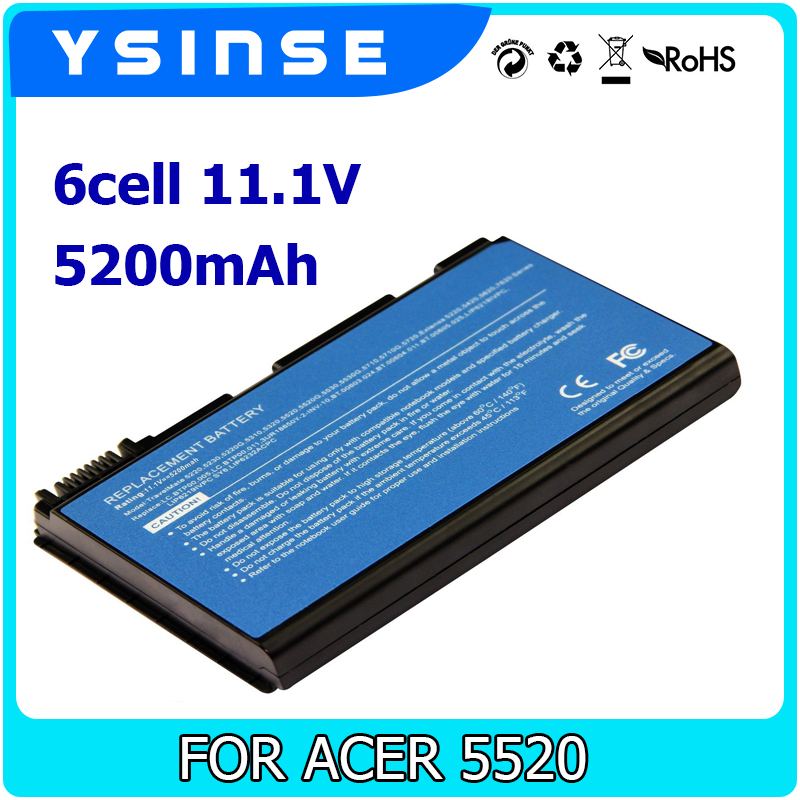 Laptop Battery For Acer Extensa 5210 5220 5230 5420 5610 5620 7620 5620 TravelMate 5220 5310 5330 5520 5720 5730 7520 7720 for acer 7220 7520 5315 5720 7720 5520 5310 laptop cpu fan