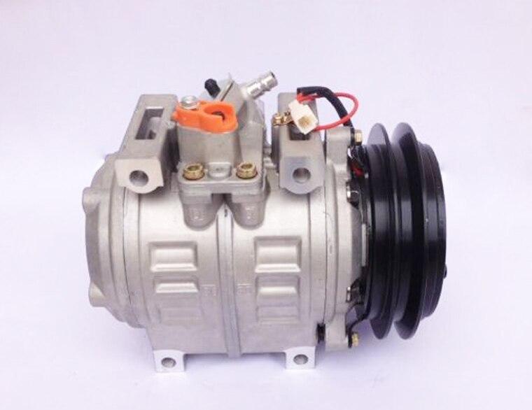 Denso 10P30C  Compressor 1PK Clutch