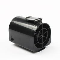 DMWD Portable Cooling Fan USB 8W 3 Gears Mini Fan Wearable Waist Body Cooling For Outdoor