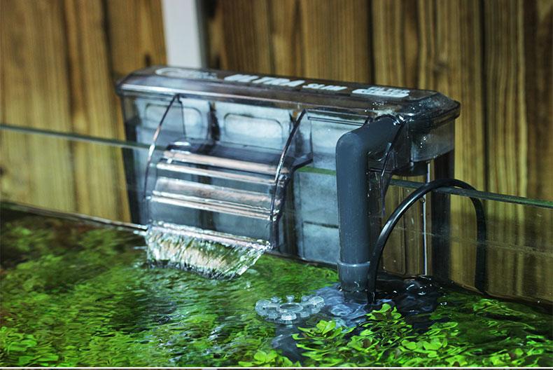 Buy external hang on power filter surface for External fish tank filter
