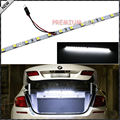 1piece Super Bright HID White 18-SMD-5050 LED Strip Light For Car Trunk Cargo Area or Interior Illumination