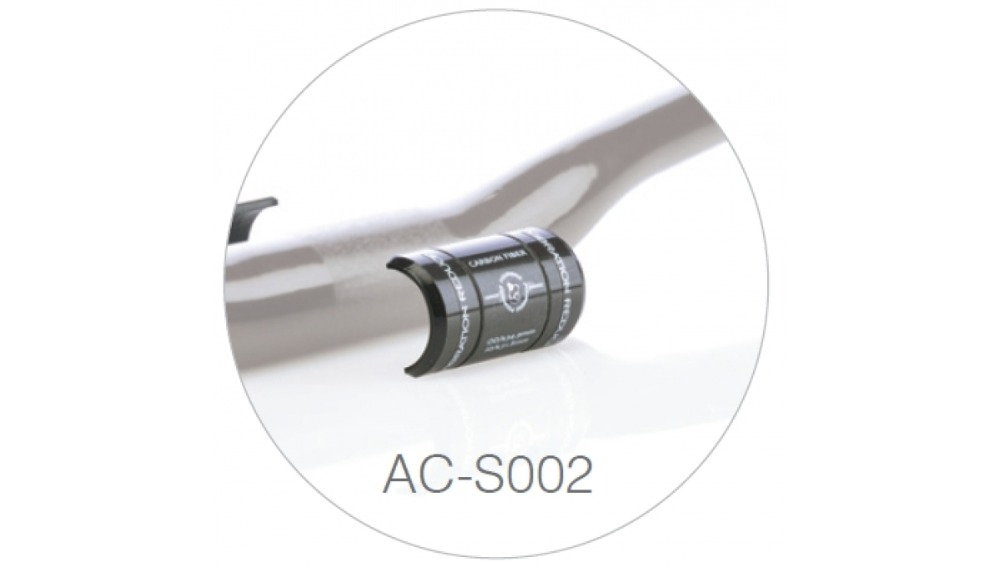 Fouriers 8 graus tronco bicicleta guiador grampo 35mm tronco bicicleta de estrada liga de alumínio de bicicleta hastes de comprimento 80 140mm - 3