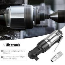 Llave de aire neumática de accionamiento cuadrado, vástago recto, llave de carraca de aire neumática, herramienta profesional