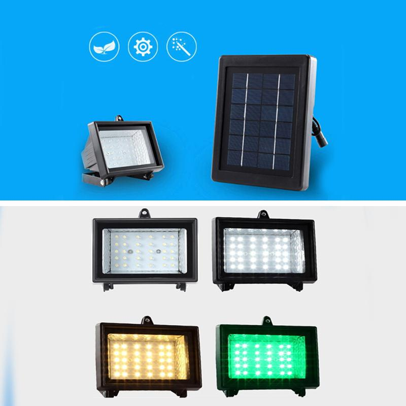 AKDSteel 30LED Waterproof Solar Lamp Outdoor Solar-Powered Light Sensor LED Street Lamp Landscape Lamp Lawn Yard Garden Light 12pcs solar light led solar lawn lamp for garden decoration outdoor waterproof led lawn lights street landscape yard lamp