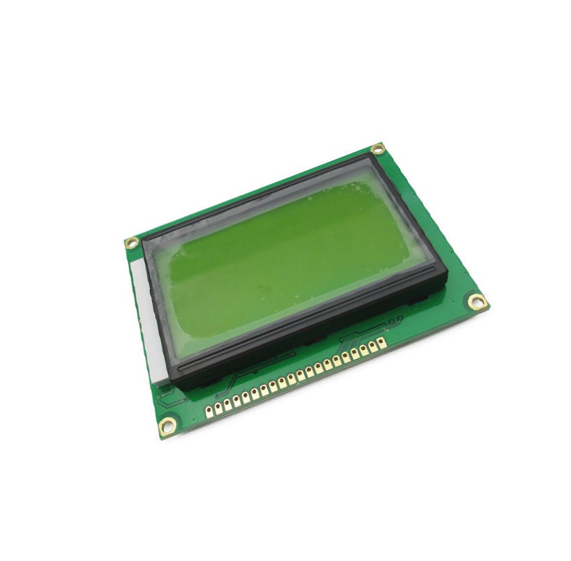 3.3V 12864 LCD Display Module Blue Display Backlight Graphic ST7920 Controller