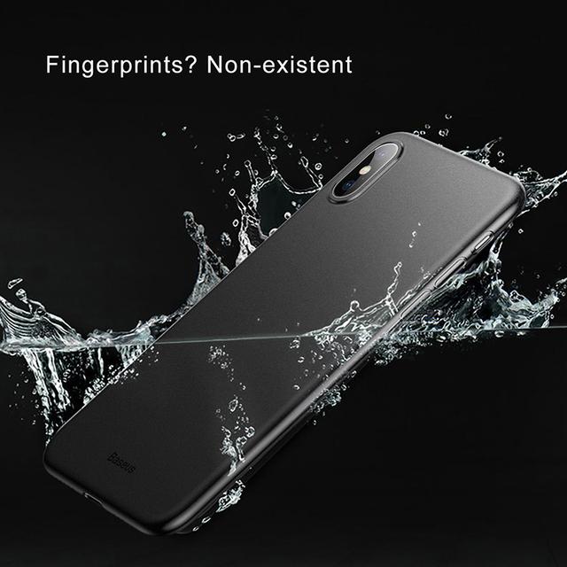 Slim iPhone X Case