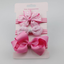 Headbands for Infants and Toddlers with Flower Design