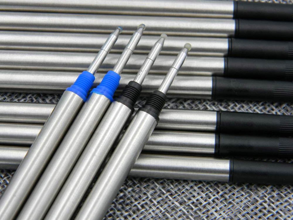 5pc Blue Or 5pc Black Offer Special Ink  Roller Ball Pen Refills